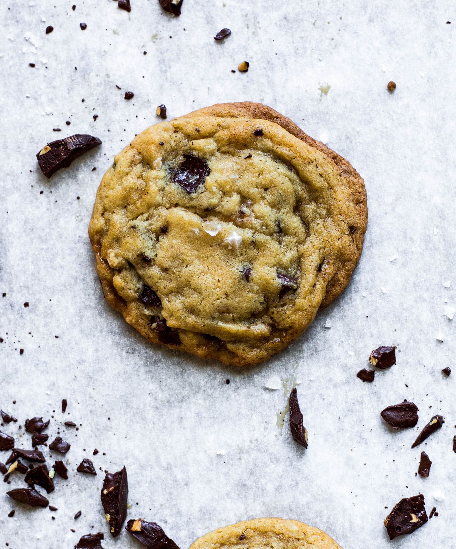 Leigh Ann Chatagnier's Chocolate Chip Toffee Cookies