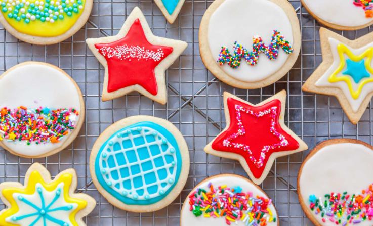 Brenda Byrne's Sugar Cookie Cut Outs