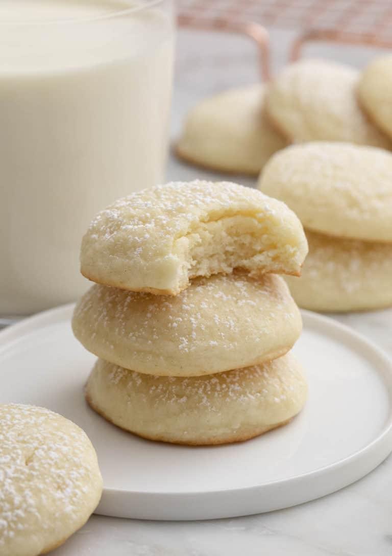 John Kanell's Cream Cheese Cookies